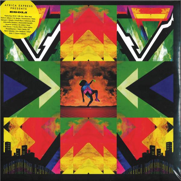Africa Express - Egoli (2LP)