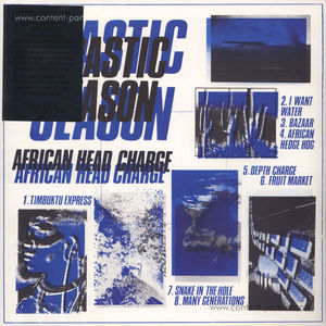 African Head Charge - Drastic Season (LP+MP3)