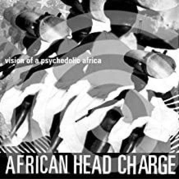 African Head Charge - Vision of a Psychedelic Africa(Exp.2LP+MP3+Poster)