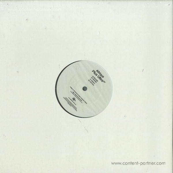 Afriqua - Plus Ultra EP (Vinyl Only)