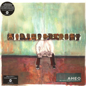 Afro-Haitian Experimental Orchstra - Afro-Haitian Experimental Orchstra (LP)