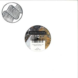 Afrodeutsche - RR001 EP (Back)