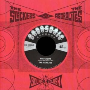 Aggrolites, The / Slackers, The - Soundclash Series-The Aggrolites Vs The Slackers