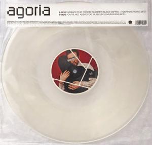 Agoria - Embrace/Youre Not Alone - Remixes (Ltd. Transp.)