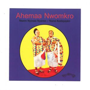 """Ahemaa Nwomkro - Nsem Nyinaa Nyame (7"""" Vinyl)"""