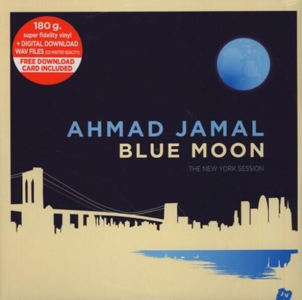 Ahmad Jamal - Blue Moon (2LP)