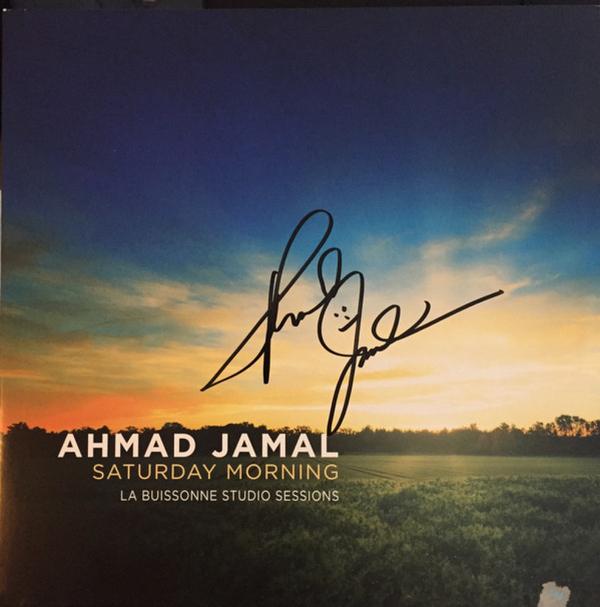 Ahmad Jamal - Saturday Morning (LP)