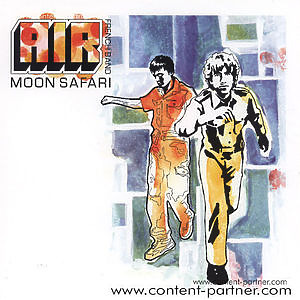 Air - Moon Safari (Repress)