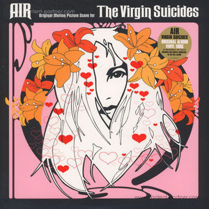 Air - The Virgin Suicides (15th Ann. re-issue)
