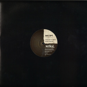 Akcept - Might of the Trinity (Back)
