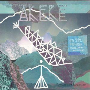 Akere - Blue Sphinx (LP+CD)