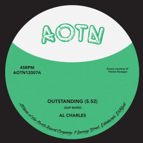 Al Charles - Outstanding / Outstanding (Dub)