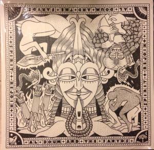 Al Doum and The Faryds - Spirit Rejoin (Back)