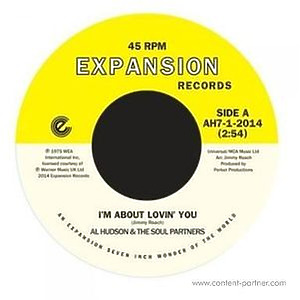 Al Hudson & The Soul Partners - I'm About Loving You / When You're Gone