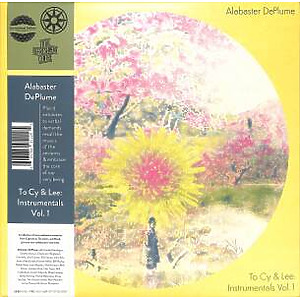 Alabaster Deplume - To Cy & Lee: Instrumentals Vol. 1 (LP)