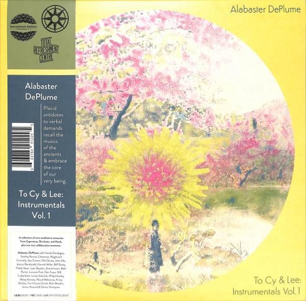 Alabaster Deplume - To Cy & Lee: Instrumentals Vol. 1 (LP)