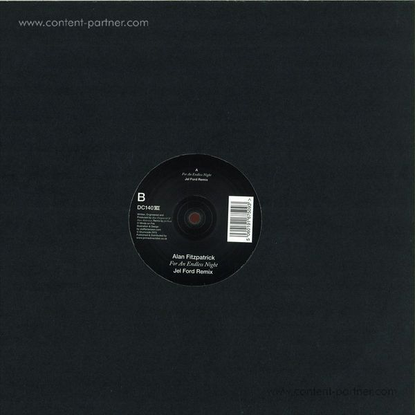 Alan Fitzpatrick - For An Endless Night ( Jel Ford Remix) (Back)