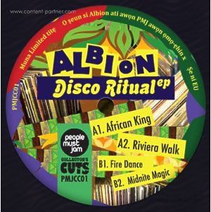 Albion - Disco Ritual EP