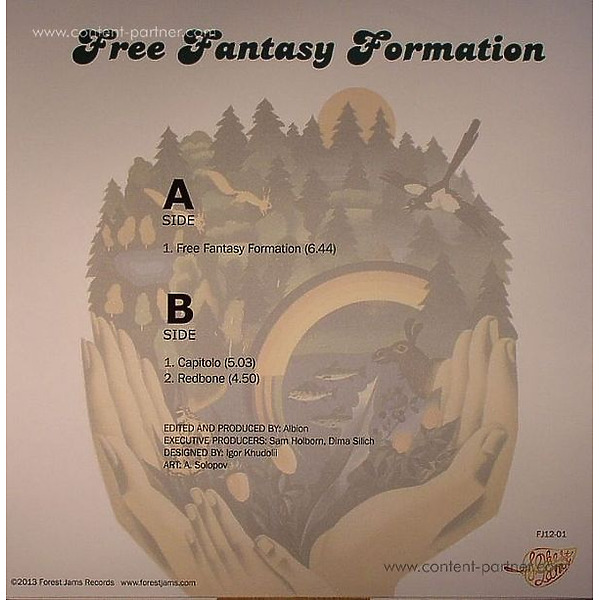 Albion - Free Fantasy Formation (Back)