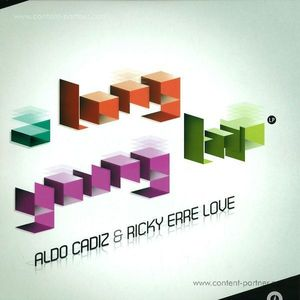 Aldo Cadiz & Ricky Erre Love - A Long Young Trip (deluxe Pack + cd)