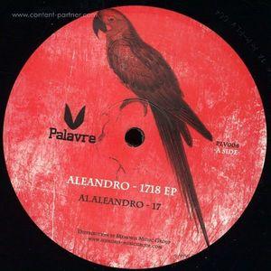 Aleandro - 1718 (Vinyl Only)