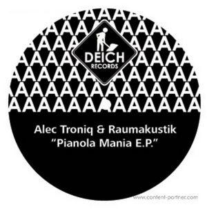 Alec Troniq & Raumakustik - Pianola Mania (Oscar& Raumakustik rmxs)
