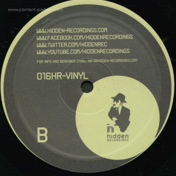 Alejandro Trebor & M.A.D.A. (REPRESS) - Gatwick Ep (Jerome Sydenham Remix) (Back)