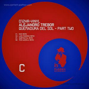 Alejandro Trebor - Quemadura del sol rmxs (Luigi Madonna)
