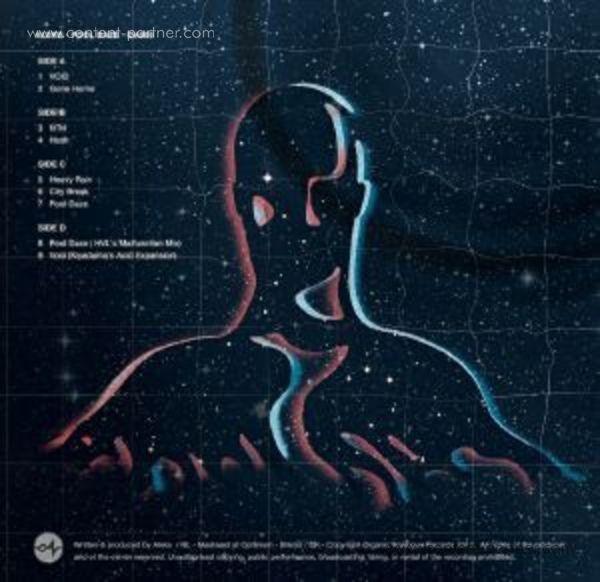 Aleks - Pool Daze (feat Hvl & Kiyadama Mixes) (Back)