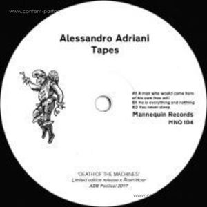 Alessandro Adriani - Tapes