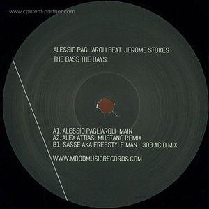 Alessio Pagliaroli - The Bass The Day Feat Jerome