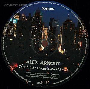 Alex Arnout - Touch EP