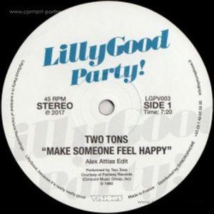 Alex Attias / Various Artists - LillyGoodParty! (2LP)