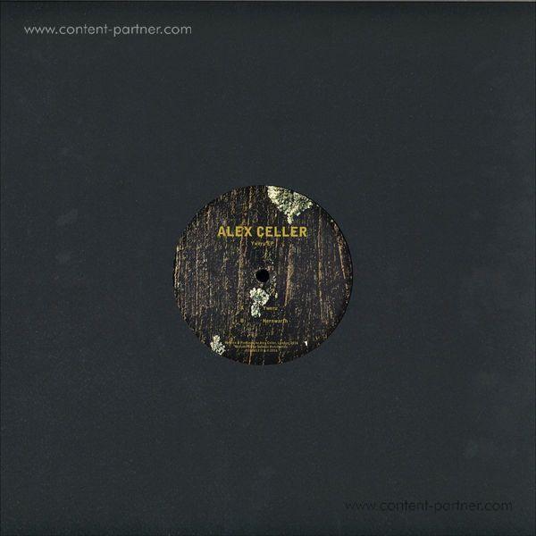 Alex Celler - Yweru EP (Back)