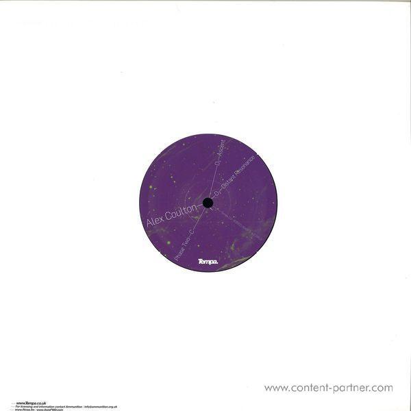 Alex Coulton - Gamma Ray Burst (Back)