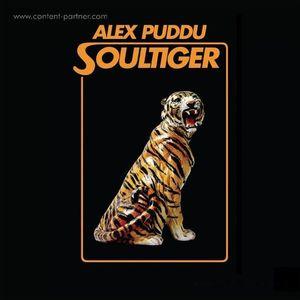 Alex Puddu Soultiger - Alex Puddu Soultiger (LP+CD)