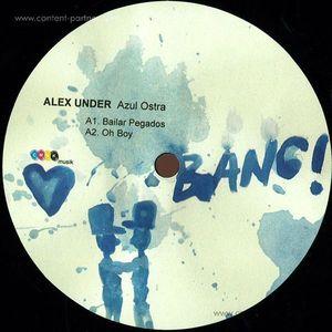 Alex Under - Azul Ostra