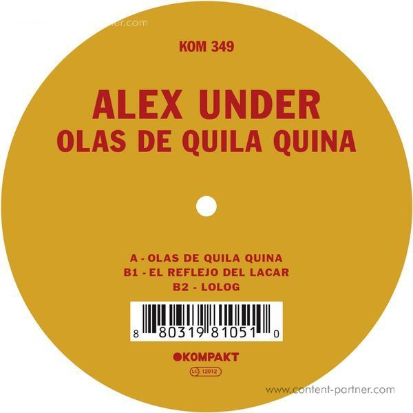 Alex Under - Olas De Quila Quina