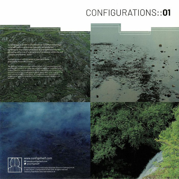 Alexander Church - CONFIGURATIONS001 (Back)