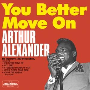Alexander,Arthur - You Better Move On+14 Bonus