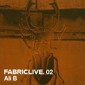 Ali B - Fabric Live 02