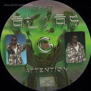Alias G - Attention