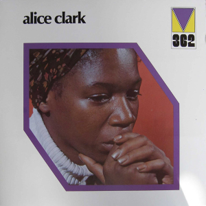 Alice Clark - Alice Clark (LP reissue)