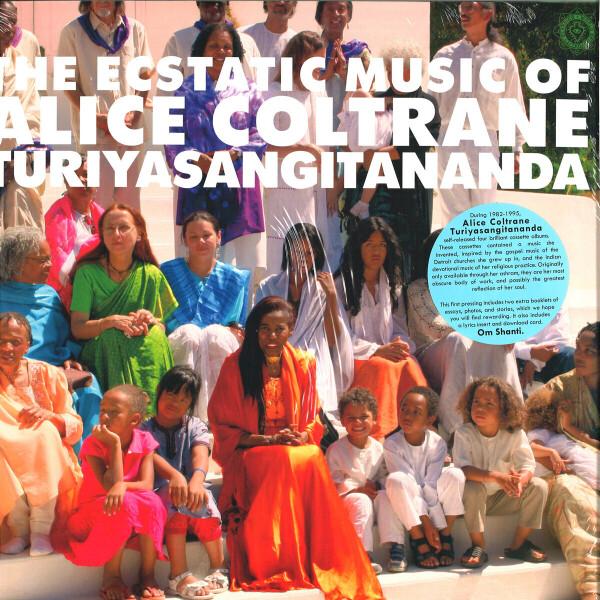 Alice Coltrane - The Ecstatic Music Of Alice Coltrane Turiyasangita