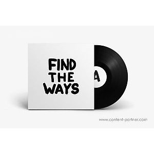 Allred & Broderick - Find The Ways (LP+MP3)