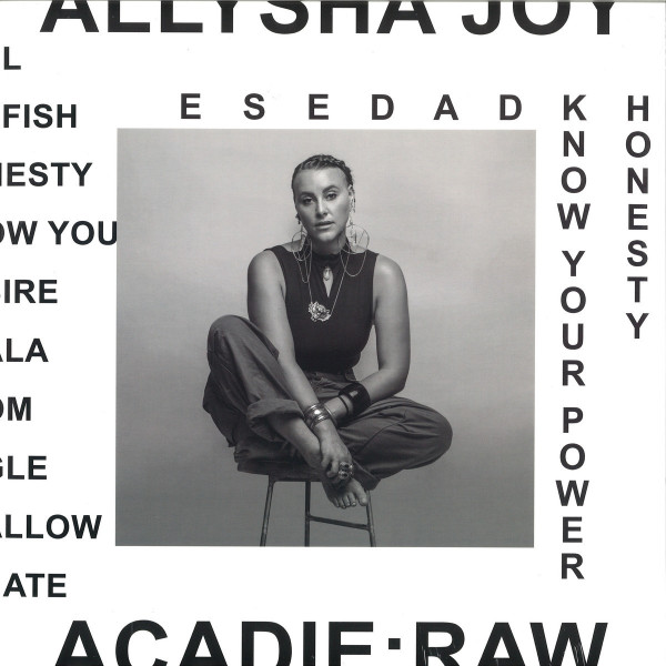 Allysha Joy - Acadie : Raw (LP)