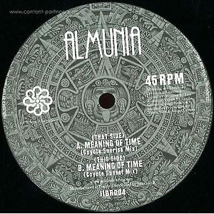 Almunia - Meaning Of Time