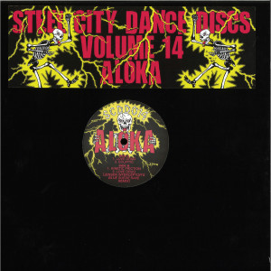 Aloka - Steel City Dance Discs Volume 14 (Inc. Jensen Inte