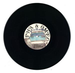 Alpha & Omega - Hands Up High / Rootical Dub (Back)
