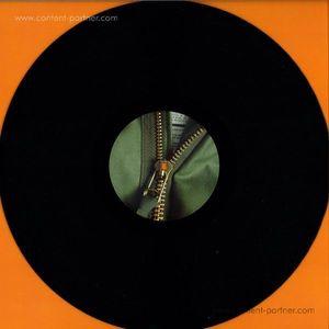 Alpha Tracks - Orange